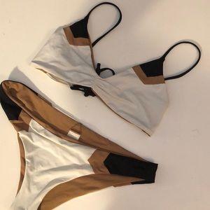 I L Space bikini reversible NWOT